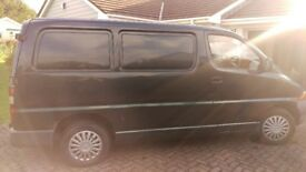 Toyota hiace,2002,2.5 d4d ,bullet proof engine and gearbox.