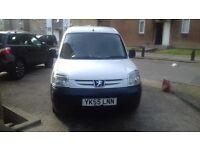 Peugeot Partner Van 1.9 l