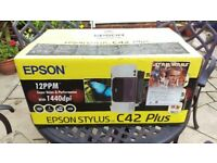 Epson Stylus C42 Plus Inkjet Printer