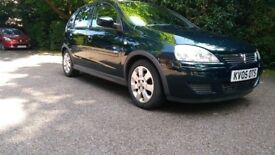 Hi there! Vauxhall Corsa 1.2.