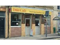 Cafe business for rent