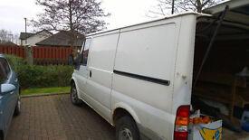 Van for sale . MOT till January 2018