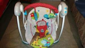 Bright Starts Baby Bouncer New Condition For Sale Melbourne CBD Melbourne City Preview