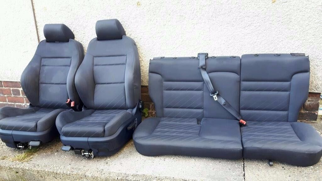 Recaro Sport Seats Audi A3 8l 5 Door Golf Restore To Factory Standard Project In