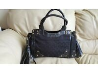 Used Amazing authentic black bag - GUCCI !
