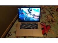 "Macbook pro 15"" retina screen i7"