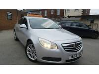 2010 59 VAUXHALL INSIGNIA EXCLUSIVE 2.0 CDTI