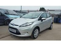 2009 Ford Fiesta 1.2 petrol 5 door hatchback 12 months mot genuine low mileage