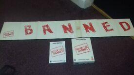 Box set of banned