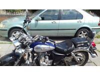 125cc harley bike