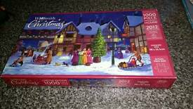 Brand New Christmas Puzzle