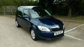 Skoda Roomster SE TDI CR (105BHP) **Low Mileage**