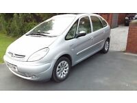 CITROEN PICASSO DIESEL can take part ex