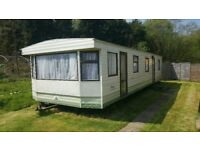 Static Caravan to rent on farm, 2 bed