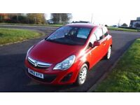 VAUXHALL CORSA 1.0 S ECOFLEX,2012,1 Owner,28,000mls,Full Dealer History,£30 Road Tax,Low Insurance