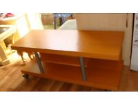 TV stand on wheels 32 inch 42 inch 50 inch 55 inch TV