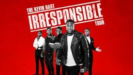 6 x KEVIN HART EXCLUSIVE TICKETS WEEKEND 2/09/2018 02 ARENA LONDON