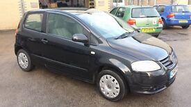 VOLKSWAGEN FOX drives brilliantly new cambelt ideal first car. Cheap PX