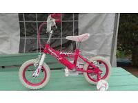 Girs bike
