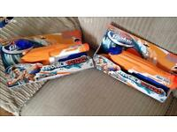 Nerf Supersoakers - Double Drench