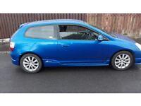 Honda civic 1.6 sport.For Sale/swap(audi,bmw,mercedes,opel,)