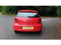 1.2 Polo hatchback for sale. Good runner. 2 lady owners. £4000 ono