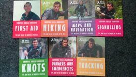 Bear Grylls Survival Handbooks