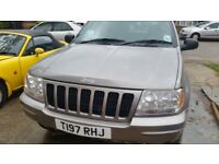 one previous elderly owner grand Cherokee