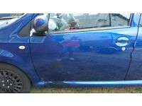 wanted aygo passenger door