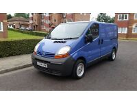 NISSAN PRIMASTAR 1.9DCI SE 2900 SWB Panel Van 2005 same as Vauxhall Vivaro Long MOT