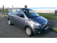 HYUNDAI i10 1.2 CLASSIC***60,000 MILES***ONE OWNER***FULL SERVICE HISTORY***11 MONTHS M.O.T.***
