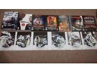 Sylvester Stallone DVD collection and fast and furious box set collection