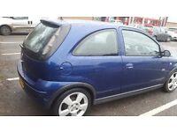 Vauxhall Corsa 1.4 SRI 16V Twinport