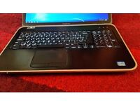 "DELL INSPIRON 17R 17"" 3RD GEN i5 8GB 256GB SSD 1TB LAPTOP 7720 VERY FAST VERY GOOD CONDITION BARGAIN"