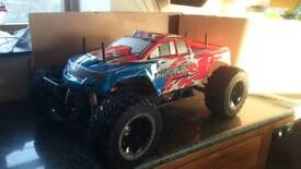 1/5 scale brushless electric monster truck