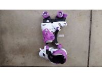 Girls scate/roller boots