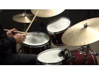 Drum Tutor - Professional drummer offering kit, percussion and musicianship lessons in Leeds