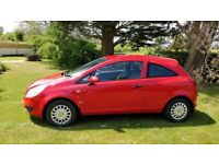 2008 Vauxhall Corsa 1.0 Life. Only 57k Miles Lady Owned Since 2012. Not Polo, Fiesta, Ibiza, Golf