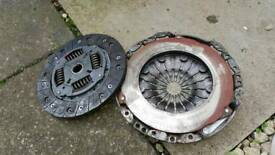 Renault Clio 182 clutch