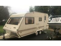 Project Caravan Bessacarr Cameo 470 GL