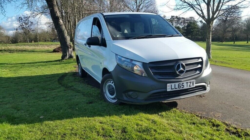 2015 Mercedes-Benz Vito 1 6 111 cdi Air Conditioning | in Calcot, Berkshire  | Gumtree