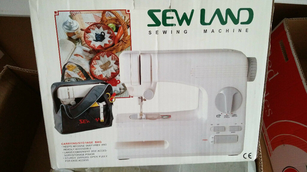 Sew Land Electric Sewing Machine In Bournemouth Dorset Gumtree