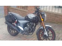 Looking to sell my motorbike