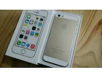 IPhone 5S Gold Complete Accessories