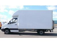 24/7 MAN AND VAN WITH TAIL LIFT REMOVAL SERVICE HOUSE+ OFFICE+ FLAT+ PIANO removal service