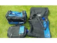 Mizuno luggage set