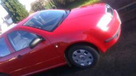 SKODA FABIA FULL YEAR MOT GREAT DRIVING CAR