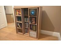 DVD/CD Storage Unit
