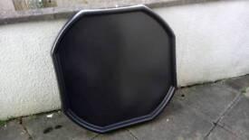 Black Tough Tray £8.00