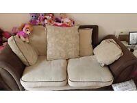 Free sofa. Slight damage